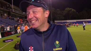 Croft delighted with Glamorgan win