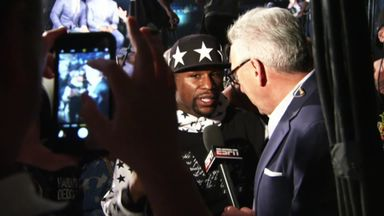 Mayweather v McGregor - The Media