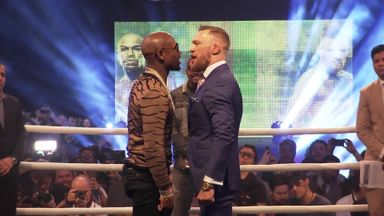 Mayweather: It won't go the distance