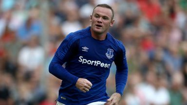 'Rooney thrives under Everton pressure'