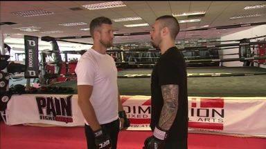 Hardy and Froch on where the fight will be won