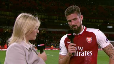 Giroud: We kept believing