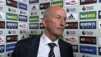 Pulis disappointed with point