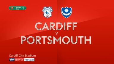 Cardiff 2-1 Portsmouth (AET)