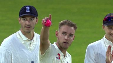 Broad goes past Beefy