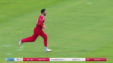 T20 Blast: Bresnan wins Roses clash