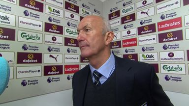 Burnley 0-1 West Brom - Pulis