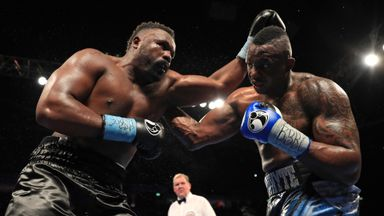 Hearn wants Whyte Chisora 2