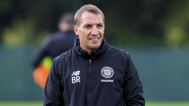 Rodgers: We're ready for Rosenborg test