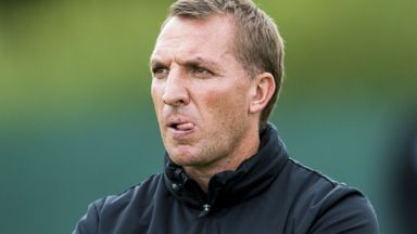 Rodgers relaxed on transfers