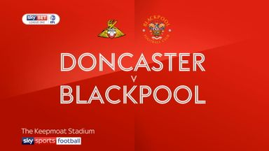 Doncaster 3-3 Blackpool