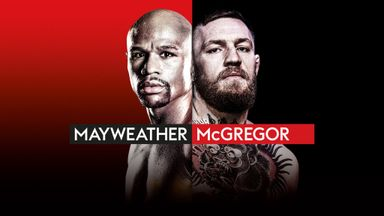 Mayweather v McGregor is coming!