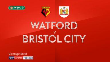 Watford 2-3 Bristol City