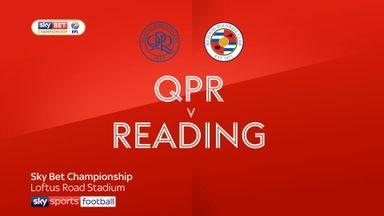 QPR 2-0 Reading