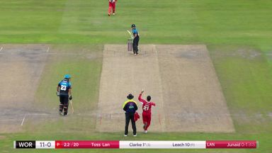 T20 Blast: Lancashire stay alive with win