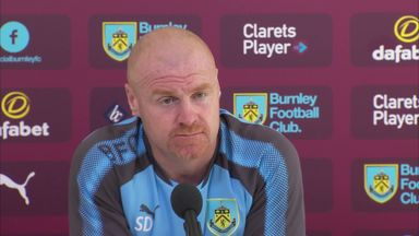 Dyche: We keep our business private