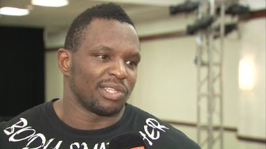 Whyte targeting 'mega-fights'