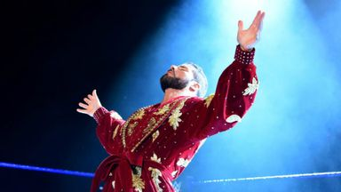Roode's glorious SmackDown debut