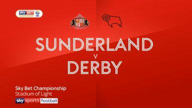 Sunderland 1-1 Derby