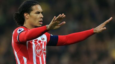 'Van Dijk would improve any side'
