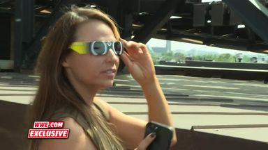 Raw Superstars watch solar eclipse