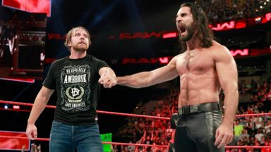 Rollins and Ambrose reunite