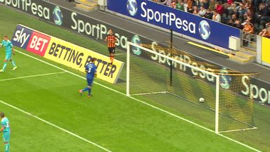 Grosicki's embarrassing miss