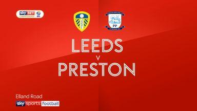 Leeds 0-0 Preston