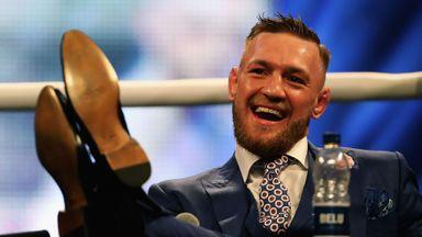 'McGregor has a dynamite left hand'