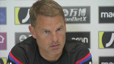 De Boer: Others have to step up