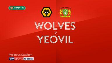 Wolves 1-0 Yeovil