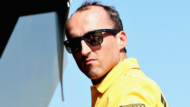 Kubica: No future plans