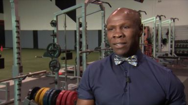 Eubank: McGregor can win