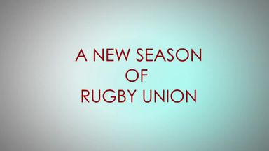 Rugby Union Is Back