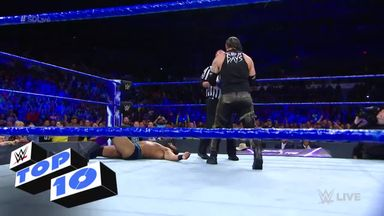 WWE Top 10: SmackDown moments