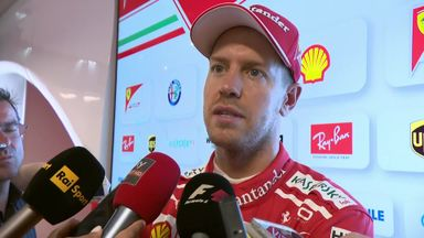 Vettel looking forward to break
