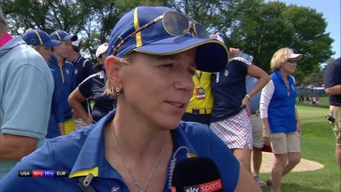 Sorenstam proud in defeat