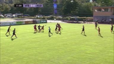 Stuttgart 3-3 Huddersfield