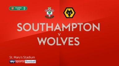 Southampton 0-2 Wolves