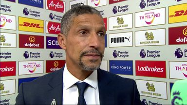 Hughton aims for more posession