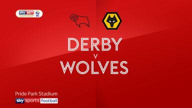 Derby 0-2 Wolves