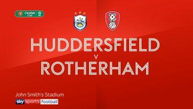 Huddersfield 2-1 Rotherham