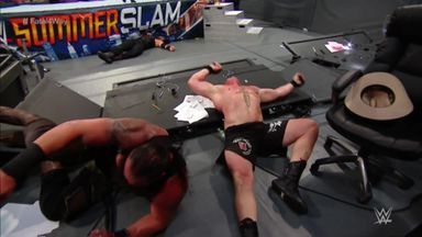 Incredible Fatal 4-Way at SummerSlam!