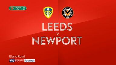 Leeds 5-1 Newport