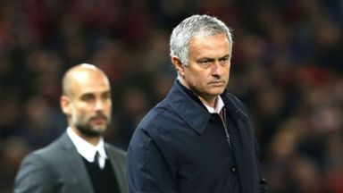 'United ahead of City in title race'