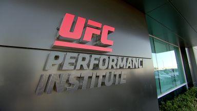 Tour of UFC's Performance Institute