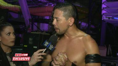 SmackDown Fallout: Nakamura