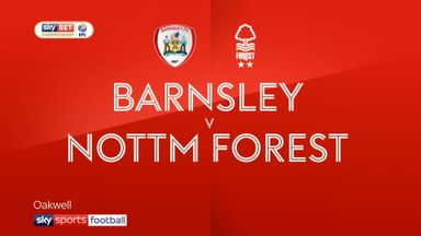 Barnsley 2-1 Nottingham Forest