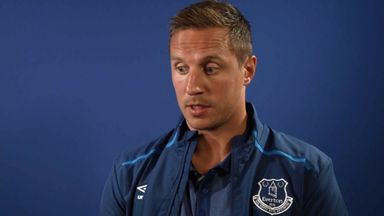 Jagielka: Everton moving forward