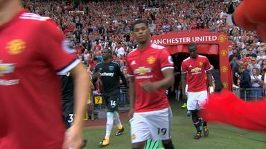 Rashford blanked by Fred the Red